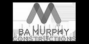 ba murphy construction logo