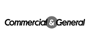commercial and general logo