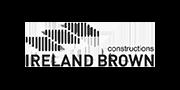 ireland brown logo