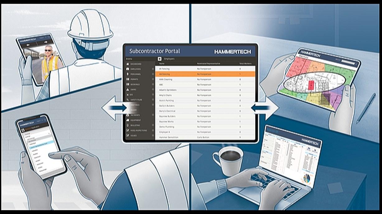 subcontractor portal graphic