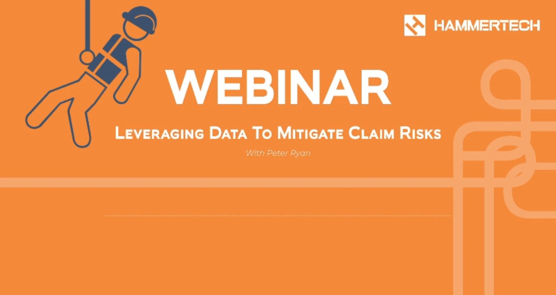 Leveraging Data to Mitigate Claim Risks