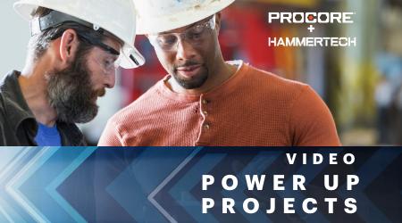 Procore HammerTech Power Up Webinar