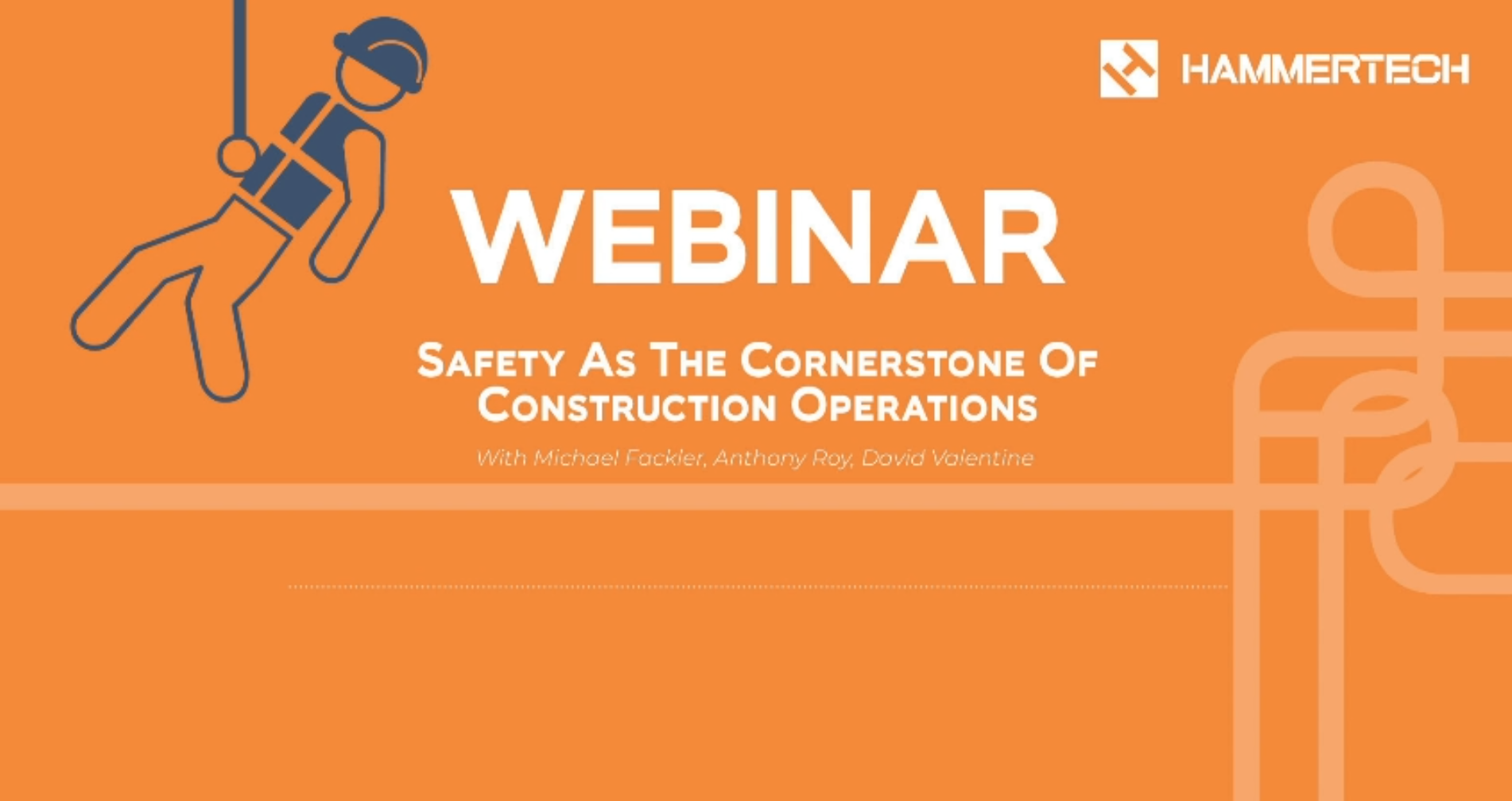 Safety as the cornerstone
